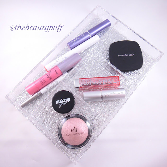 shop your stash - the beauty puff