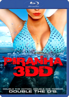 Pirañas 3D 2012 BrRip Xvid Latino