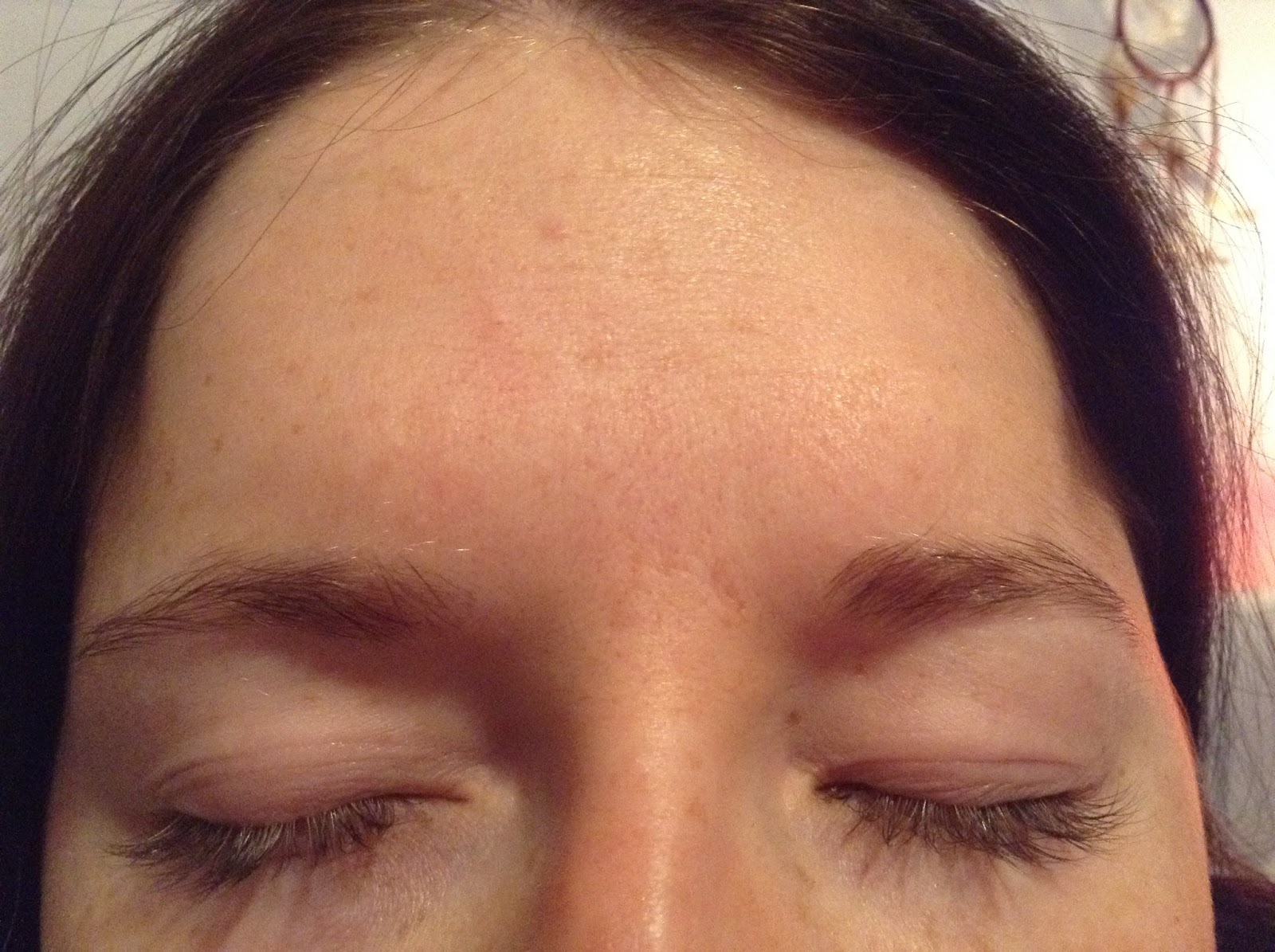1000 Hour Eyelash And Brow Dye Kit Review Katie Martin