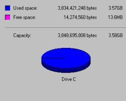cancellare file di sistema