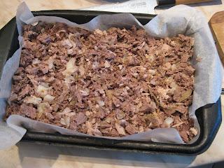 мясная запеканка с картофелем