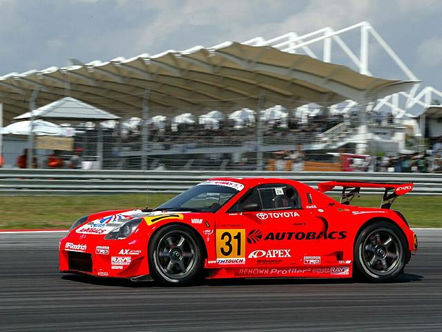 Toyota MR2, MR-S, W30, spider, tuning, Super GT, wyścigi, racing