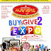 Buy and Give through #CaritasExpo2 at Glorietta