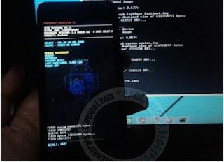 Cara Lengkap Flashing/Install Ulang Asus Zenfone C ZC451CG