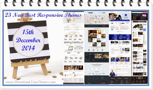 Free Best Responsive Themes