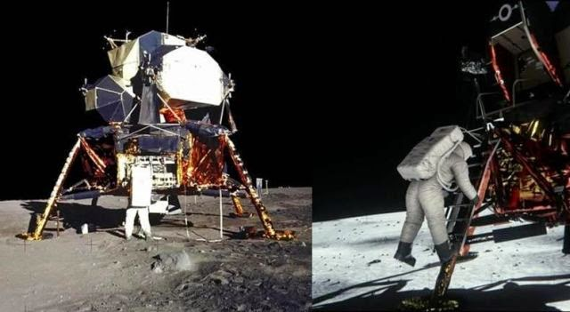 According To Nvidia The Apollo 11 Moon Landing Wasnt A Hoax And They Can Prove It