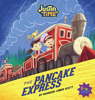 Justin Time: The Pancake Express