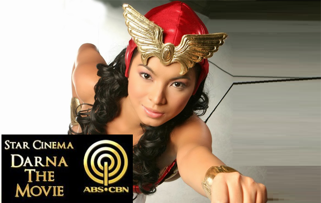 Angel Locsin Stars in Darna Movie 2014