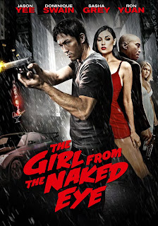 Ver online: The Girl from the Naked Eye (2011)