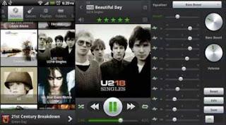 Aplikasi Musik Android Player Pro