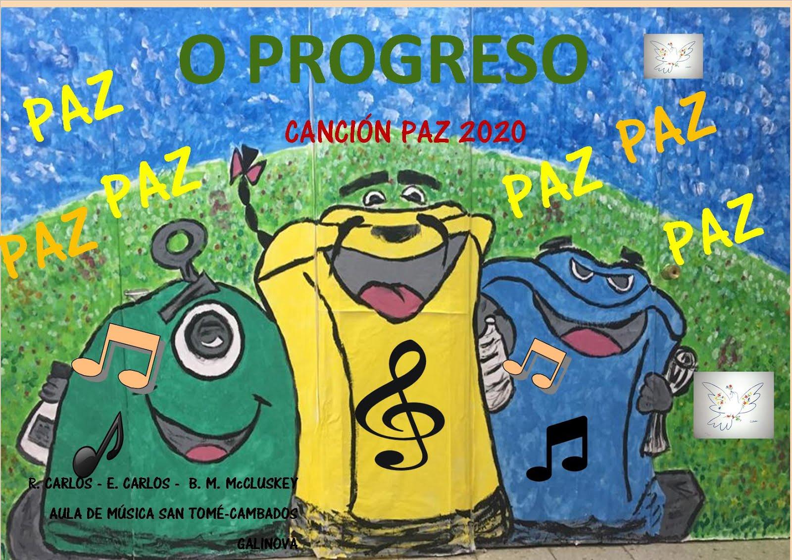 O Progreso-Paz 2020