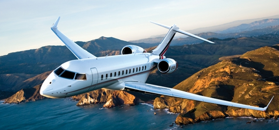 passion for luxury the global 6000 private jet. Black Bedroom Furniture Sets. Home Design Ideas