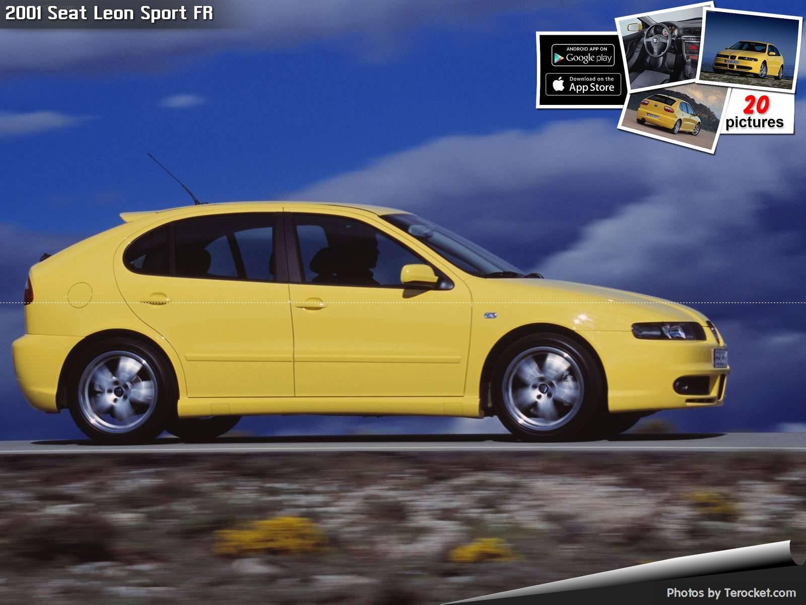 Hình ảnh xe ô tô Seat Leon Sport FR 2001 & nội ngoại thất