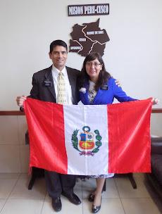 Presidente y Hermana Herrera