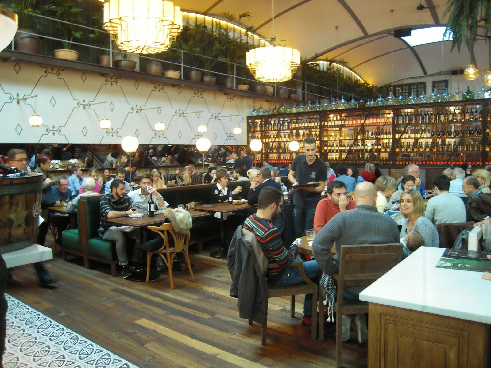 Blog de ocio y cultura para tu tiempo libre va de - Restaurantes en paseo de gracia barcelona ...