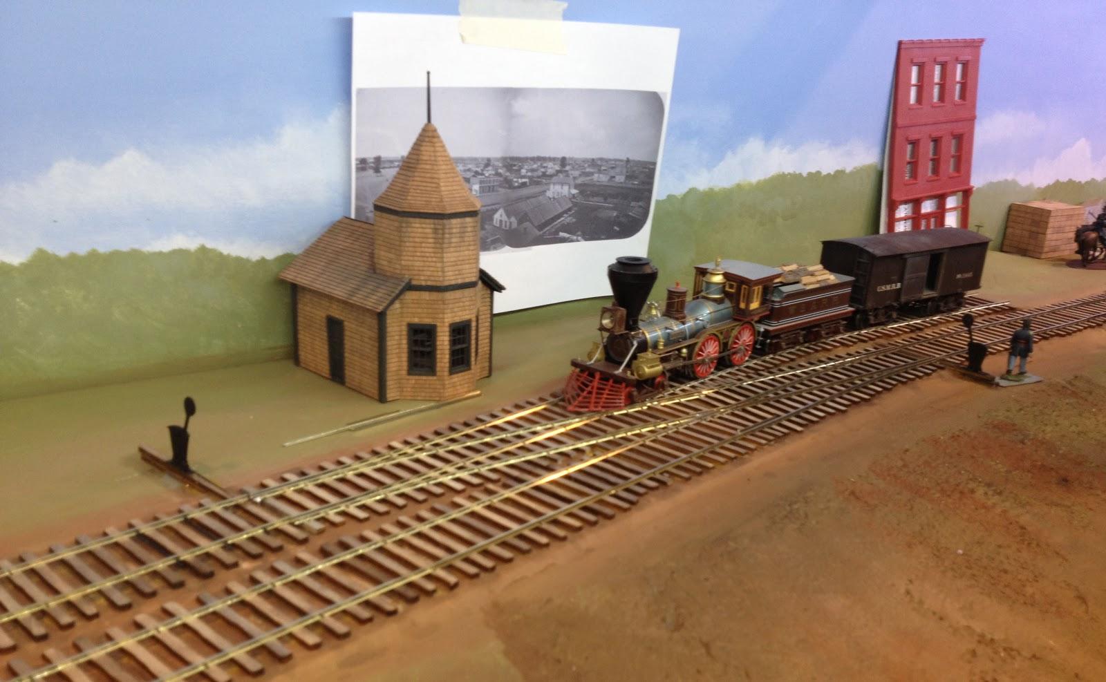 Usmrr Aquia Line And Other Model Railroad Adventures  Half