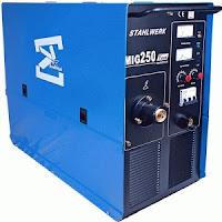 Jual Stahlwerk MIG 250 Bekasi - Mesin Las MIG Stahlwerk