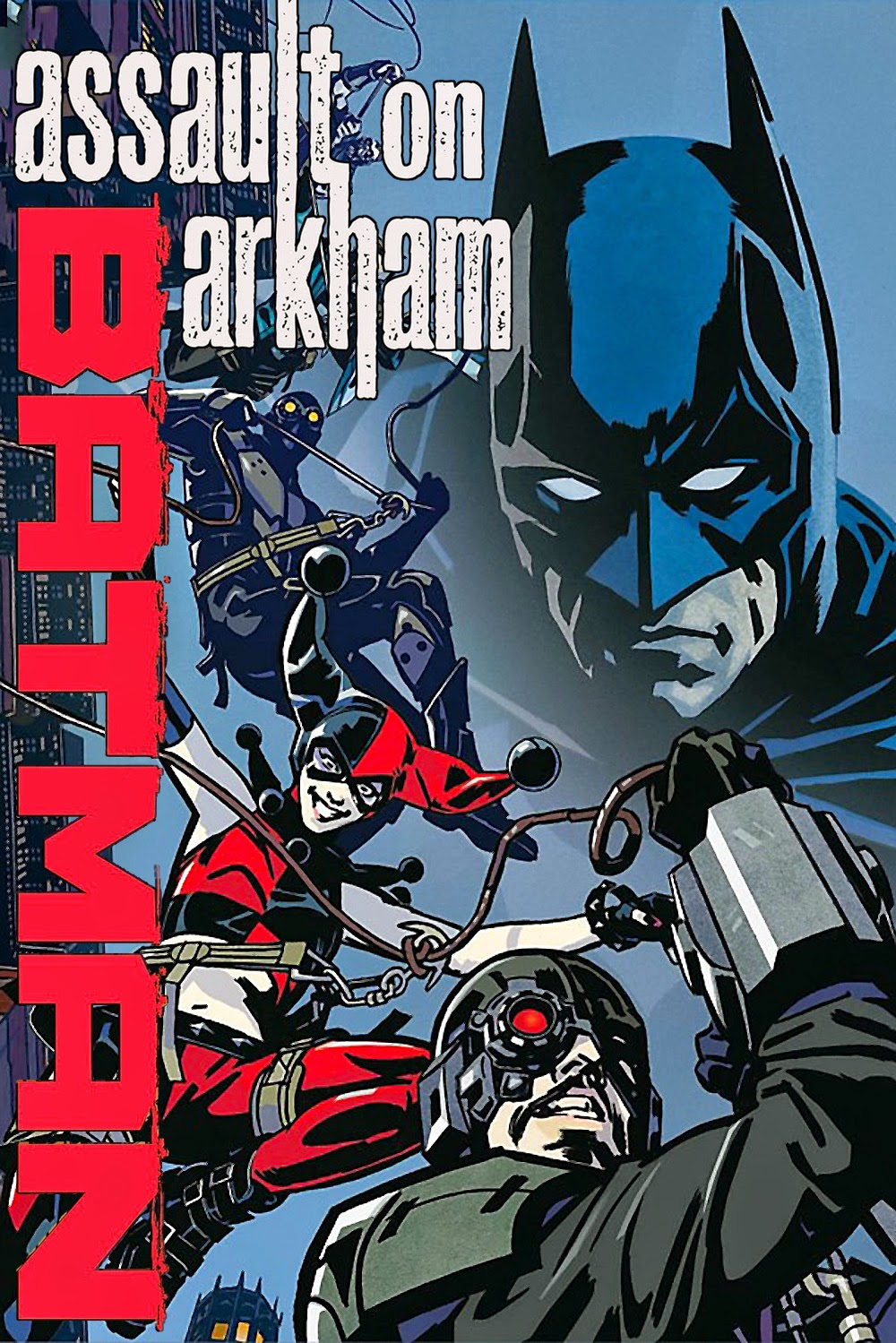¡Películas y series de SuperHeroes en DVD! Batman-assault-on-arkham-2014