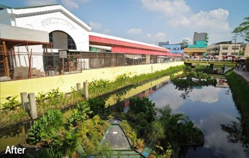 Pasig River Beautification Project Pasig River Beautification