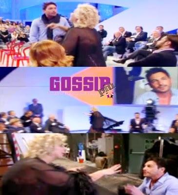 Guido litiga con Tina a Uomini e Donne