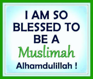 I am Blessed To Be Muslim