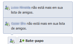 quem me deletou do facebook