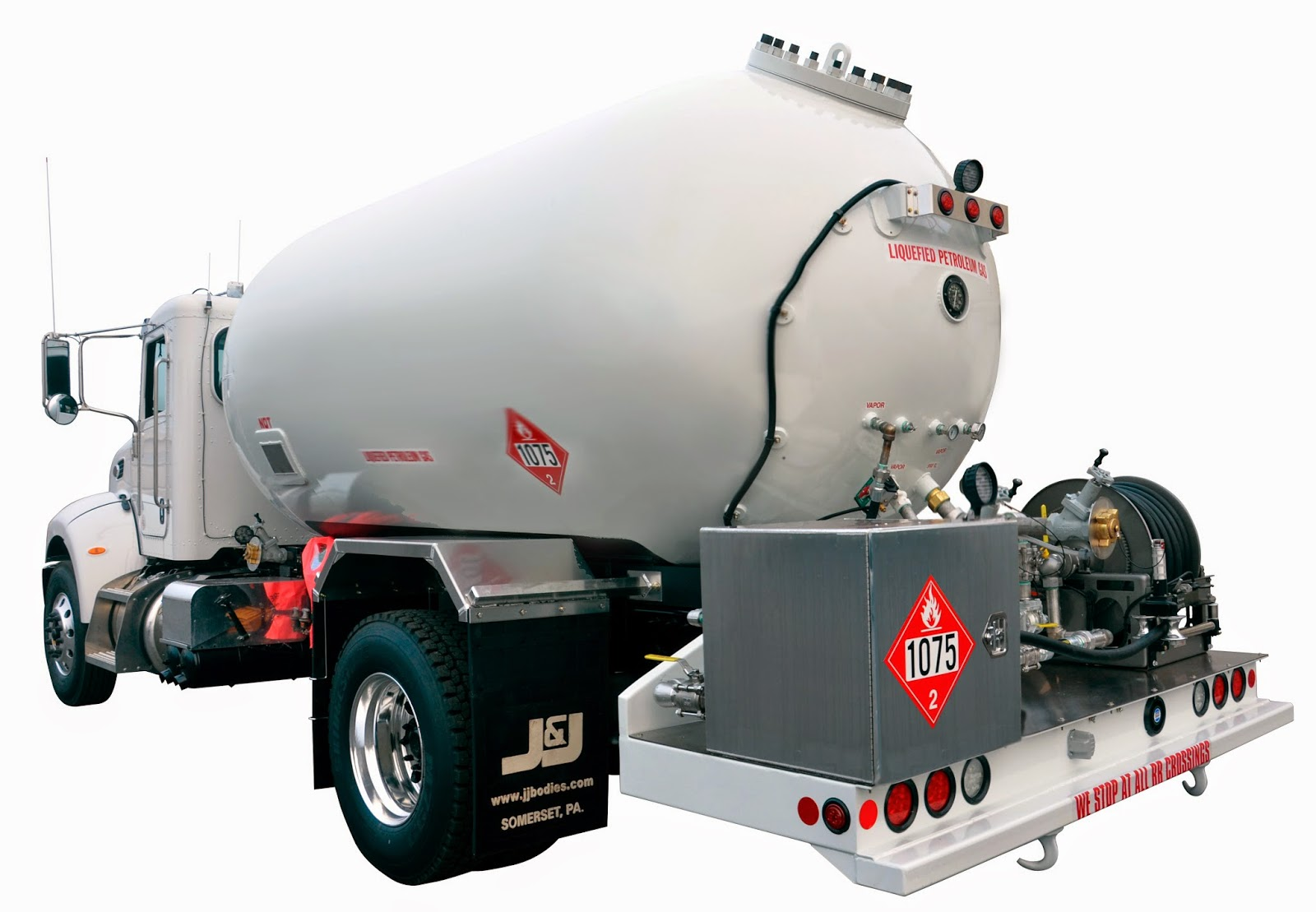 Liquid Propane Gas Tank