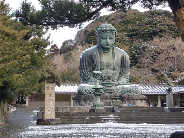 源頼朝と鎌倉散策: 造立は源頼朝...