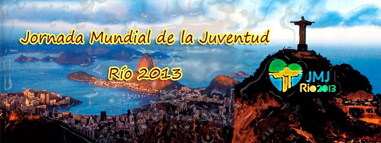 JMJ Rio 2013 - WYD Rio 2013