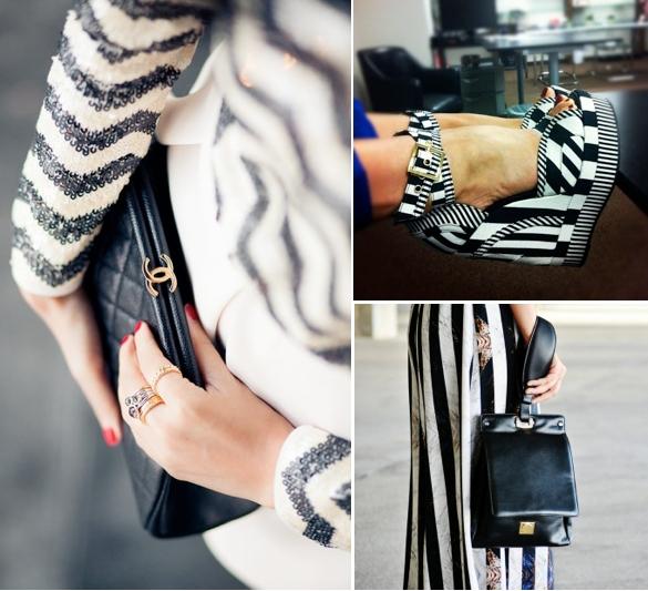 moda tendencias rayas