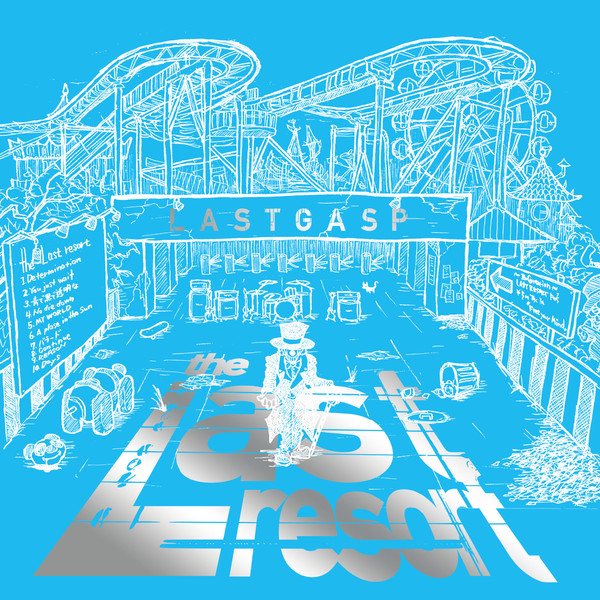 [Album] LASTGASP – the Last resort (2015.07.01/MP3/RAR)
