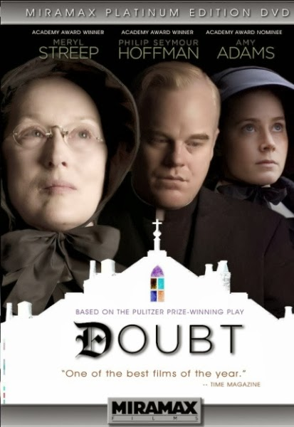 the mistakes of sister aloysius in the movie doubt Doubt the movie discussion i am understudying the role of sister aloysius for the production of doubt: we make mistakes lets not topple the apple cart and.