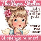 The Paper Shelter - Random Winner