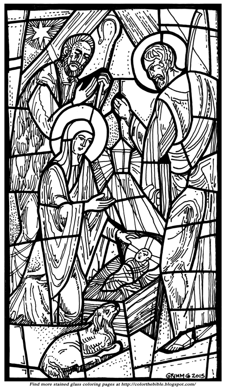 Light of the world color the bible for Light of the world coloring pages