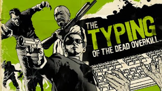 PC Game The Typing Of the Dead Overkill
