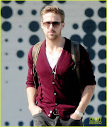 Ryan Gosling in Los Angeles ryan gosling los angeles