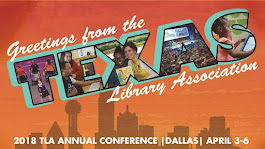 I'm presenting at TLA in Dallas