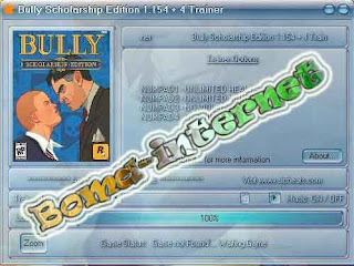 Trainer Bully Edition 1.154