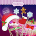 Navidad: Photo Booth props gratis