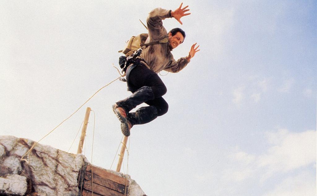 cliffhanger ACTION film stunts