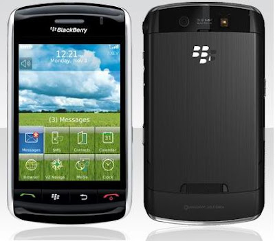 Blackberry Storm 9530 User Guide PDF