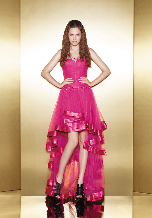 Love 16 High Low Prom Dresses by Enzoani 2013