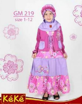 Contoh Foto Baju Muslim Modern Terbaru 2016 Kumpulan Baju
