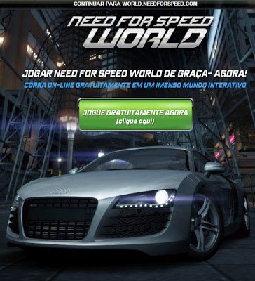 Need For Speed World - GRÁTIS