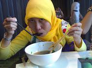 Doyan makan