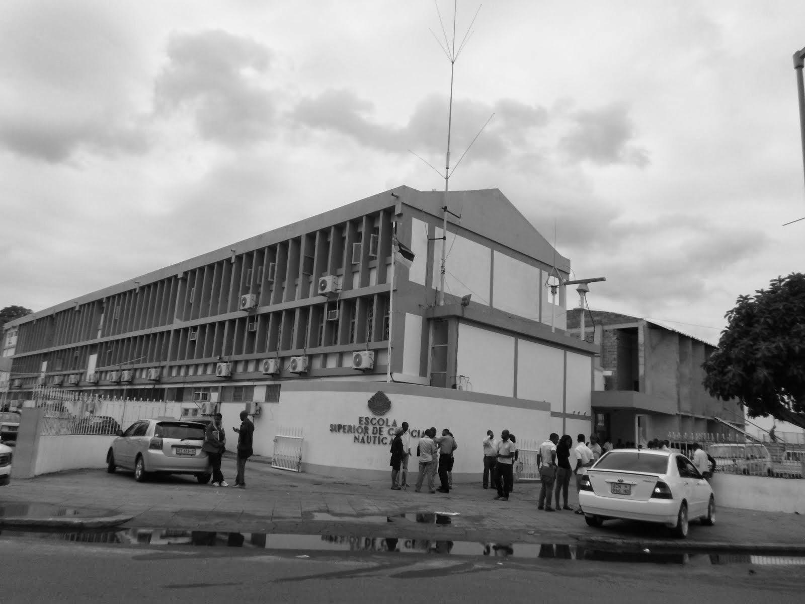 CA  _escola superior de ciencias nauticas_ maputo - MA / MOZAMBIQUE