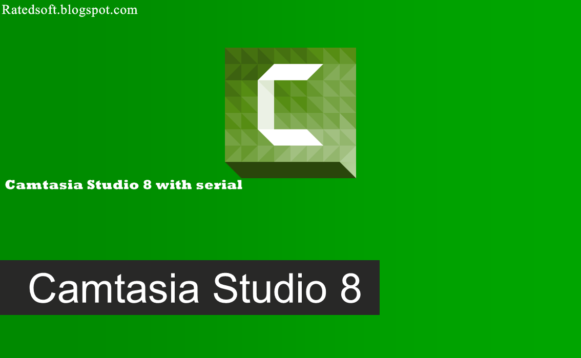 how to download camtasia studio 8 cracked