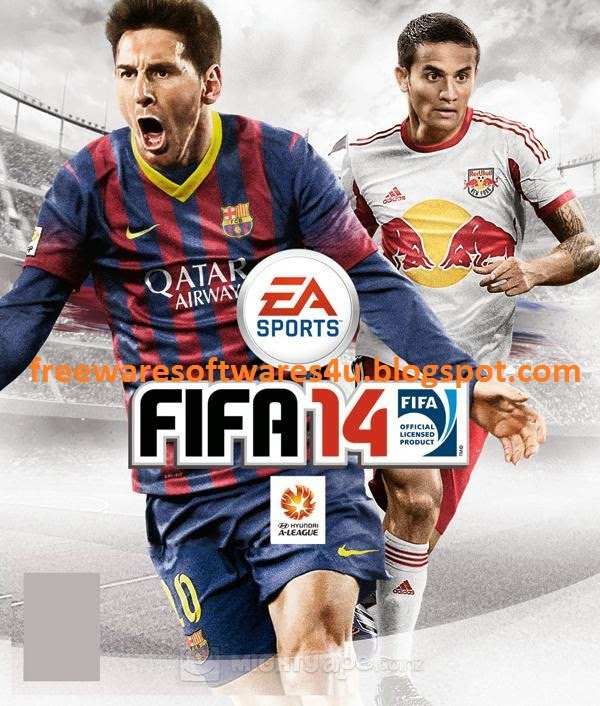 FIFA 14 Full Version PC Game Download Free