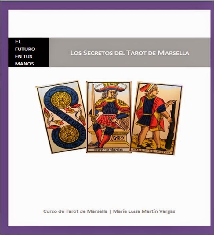 Portada libro Los Secretos del Tarot de Marsella