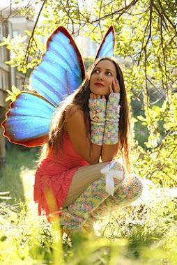 Mademoiselle Mermaid Spring Fantasy